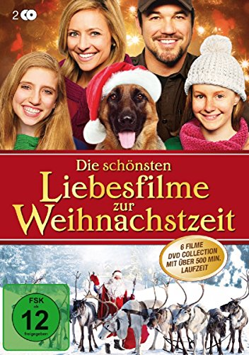 Die schönsten Liebesfilme zur Weihnachtszeit [2 DVDs]