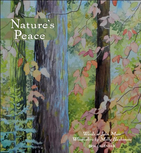 Natures Peace 2014 Wall Calendar