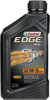 6-Pack Castrol EDGE Synthetic Motor Oil