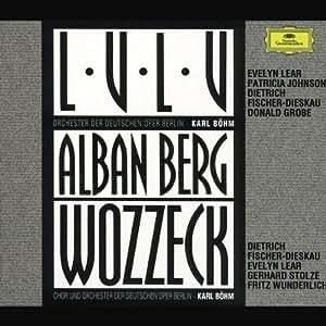 Wozzeck / Lulu