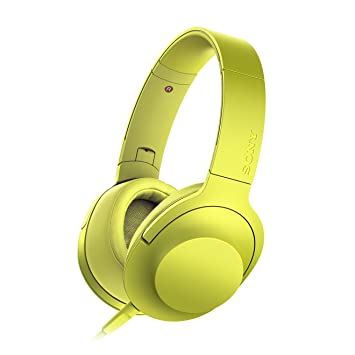 Sony MDR100AAPY.CE7 Casque Audio High Res Jaune