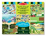 Melissa & Doug Reusable Sticker Pad Habitats