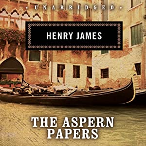 The Aspern Papers Audiobook