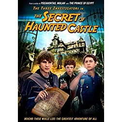 The Three Investigators and the Secret of Haunted Castle