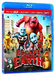 amazoncom escape from planet earth bluray 3dbluray