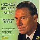 The Wonder Of It All [ORIGINAL RECORDINGS REMASTERED] 2CD SET