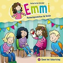 Emmi hat Geburtstag (Emmi - Mutmachgeschichten für Kinder 4) Hörspiel von Bärbel Löffel-Schröder Gesprochen von: Dania König, Luise Bär