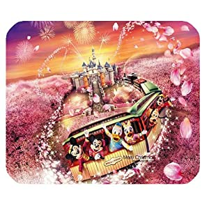 Disney Animated Characters Christmas Decoration Customized Rectangle Mouse pad