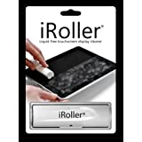 iROLLER Screen Cleaner: Reusable Liquid Free Touchscreen Cleaner for Smartphones and Tablets - Immediately Sanitizes - Easy to Use and Incredibly Effective on Any Touch Screen (Original) (Color: White, Tamaño: Original)