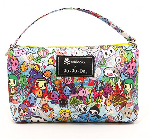 Ju Ju Be Be Quick TokiDoki Collection Wristlet, Sea Amo