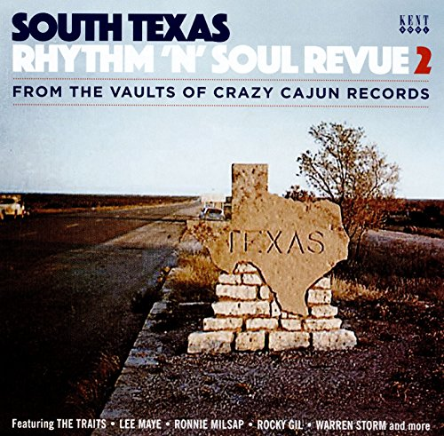VA-South Texas Rhythm N Soul Revue 2-CD-FLAC-2015-NBFLAC Download