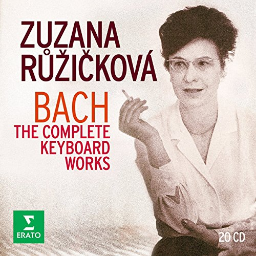 Bach, J.S.: the Complete Keybo