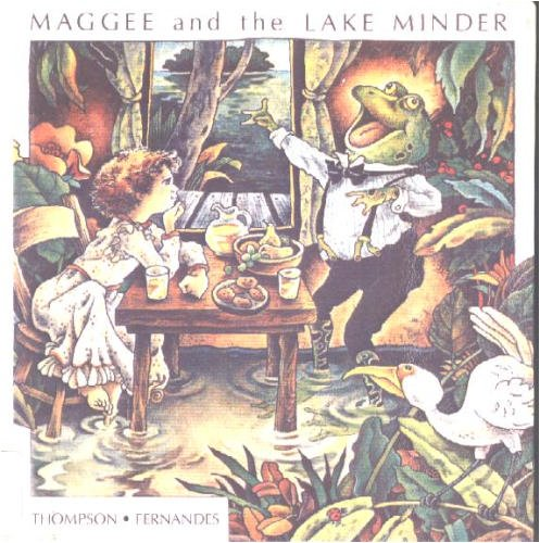 Maggee and the Lake Minder