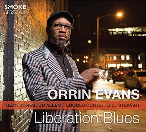 Orrin Evans - Liberation Blues cover