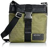 [ディーゼル] DIESEL メンズ バッグ JIIBEE - cross bodybag X03209P05410071UNI P0541H5588 (グリーン/)