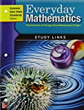 img - for Everyday Mathematics Grade 5: Study Links: Common Core State Standards Edition book / textbook / text book