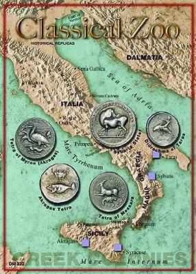 (DM 332) Classical Zoo - Greek Colonies