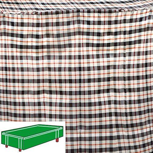 Gärtner Pötschke Tisch-Schutzhülle, beige, rechteckig, klein jetzt kaufen