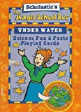 The Magic School Bus Under Water: Science Fun & Facts Playing Cards