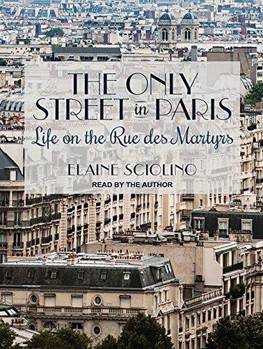 le pdf gratuit et libre read the only street in paris life on the rue des martyrs online. Black Bedroom Furniture Sets. Home Design Ideas