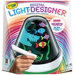 Crayola Light Designer Fun Game/Toy for Kids