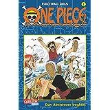 """One Piece, Band 1: Das Abenteuer beginntvon """"Eiichiro Oda"""""""