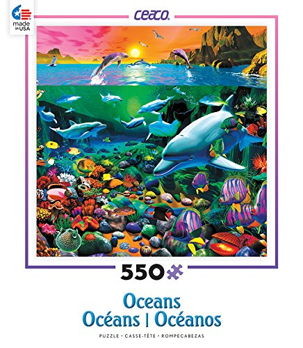 Ceaco Oceans - Sea of Wonders Puzzle