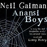 Anansi Boys (Unabridged)