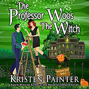 The Professor Woos the Witch Hörbuch