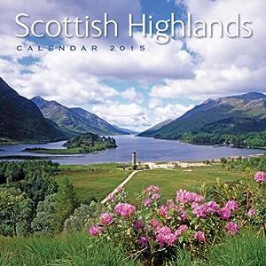 2015 Scottish Highlands - Scotland Calendar