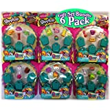 Shopkins Season 3, 5 Pack Case Pack Bundle 6 Pack (30 Shopkins Total)