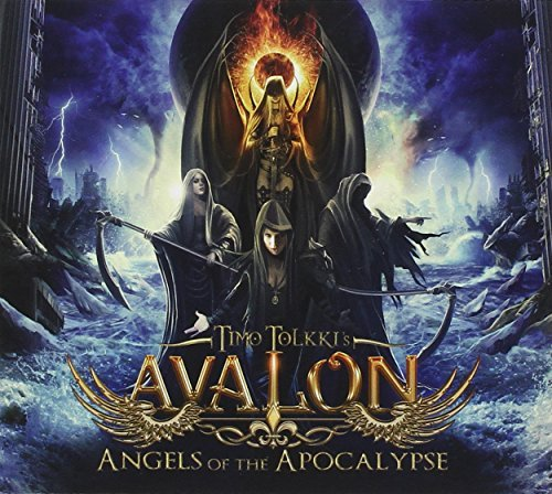Angels of the Apocalypse by Timo Tolkki's Avalon