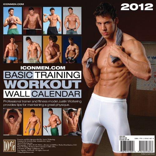 Basic Training Workout 2012 Calendar