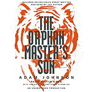 The Orphan Master's Son Audiobook