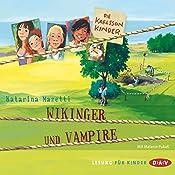 Wikinger und Vampire (Die Karlsson-Kinder 3) | Katarina Mazetti