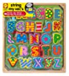 ALEX Toys Little Hands String My ABCs