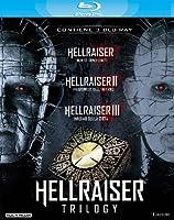 Hellraiser Trilogy (3 Blu-Ray)  (Italian Release)