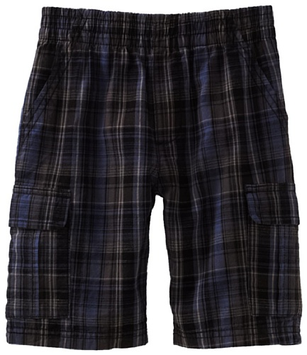 Sprockets Boys 2-7 Mix and Match Plaid Cargo Short Deals