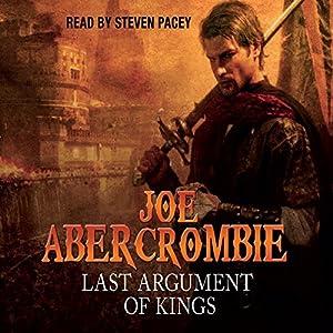 Last Argument of Kings Audiobook