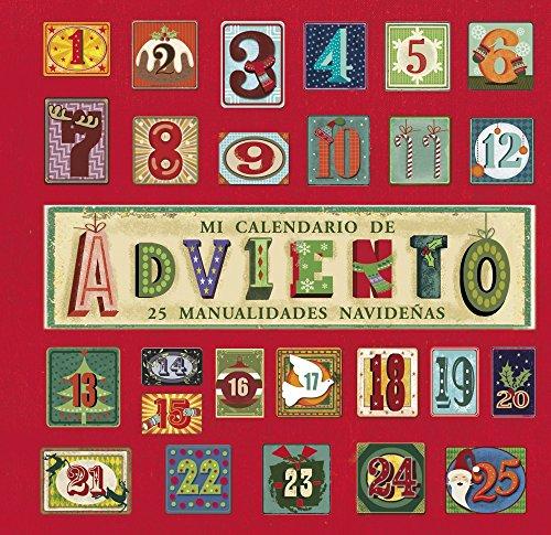 Mi Calendario De Adviento (Castellano - Bruño - Albumes)