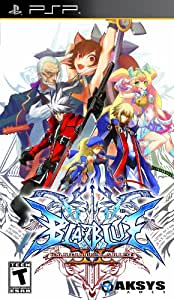 BlazBlue Continuum Shift II - Sony PSP