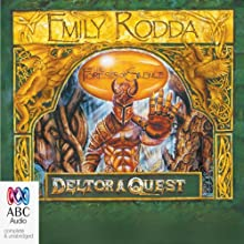 The Forests of Silence: Deltora Quest, Book 1 Audiobook by Emily Rodda Narrated by Ron Haddrick