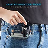 Selfie Stick, Anker Extendable Bluetooth Monopod with Built-in Remote Shutter for iPhone, Samsung Galaxy, Note, Nexus, LG, Moto and More