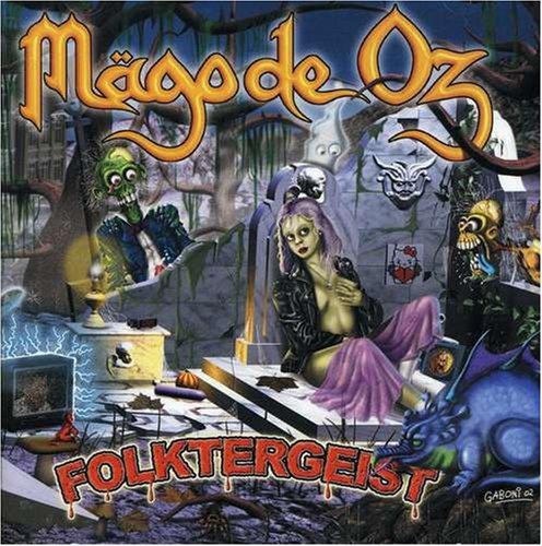 Mago de Oz - Madrid Las Ventas CD3 - Zortam Music