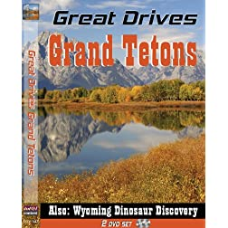 Great Drives: Grand Tetons, Wyoming, Wyoming Dinosaur Discovery