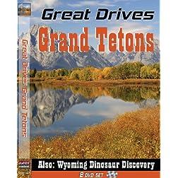 Great Drives: Grand Tetons, Wyoming, Wyoming Dinosaur Discovery