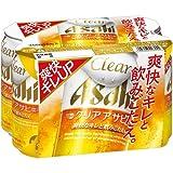 アサヒ クリアアサヒ 350ml×6缶パック ランキングお取り寄せ