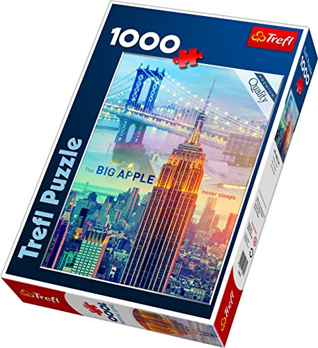 Trefl-New-York-at-Dawn-Puzzle-1000-Piece
