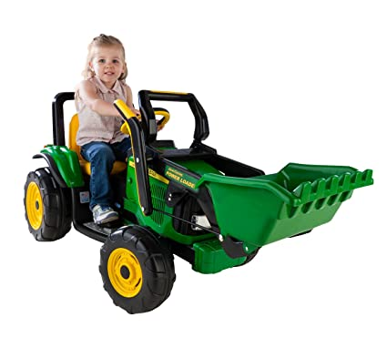 Peg Perego John Deere Loader - Pedal
