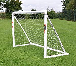 POWERSHOT® Fußballtor 1,8 x 1,2 m [WETTERFEST] mit Klicksystem ohne Transporttasche